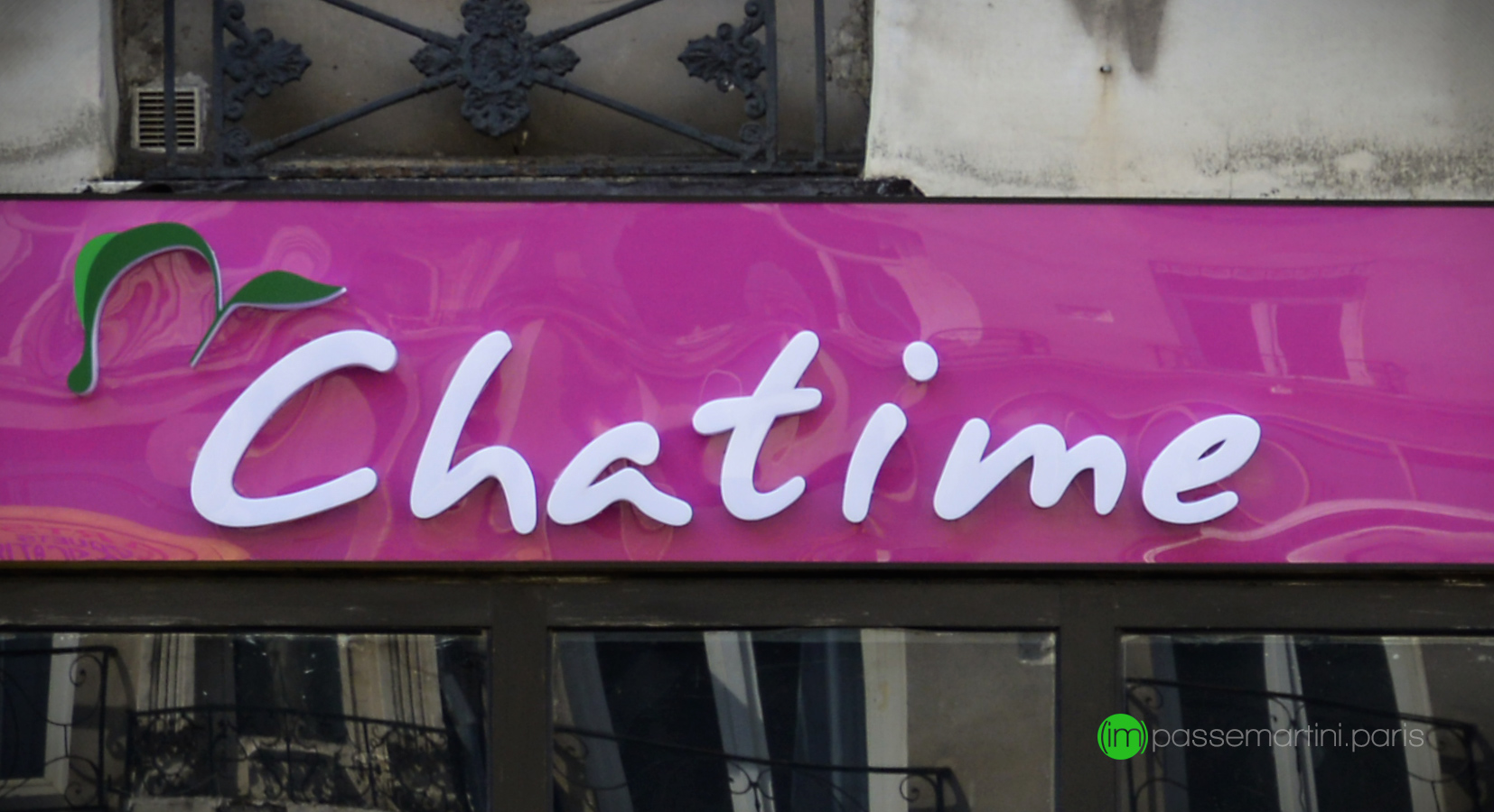 Shop impasse Martini CHATIME