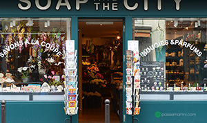 SOAP AND THE CITY CONCEPT