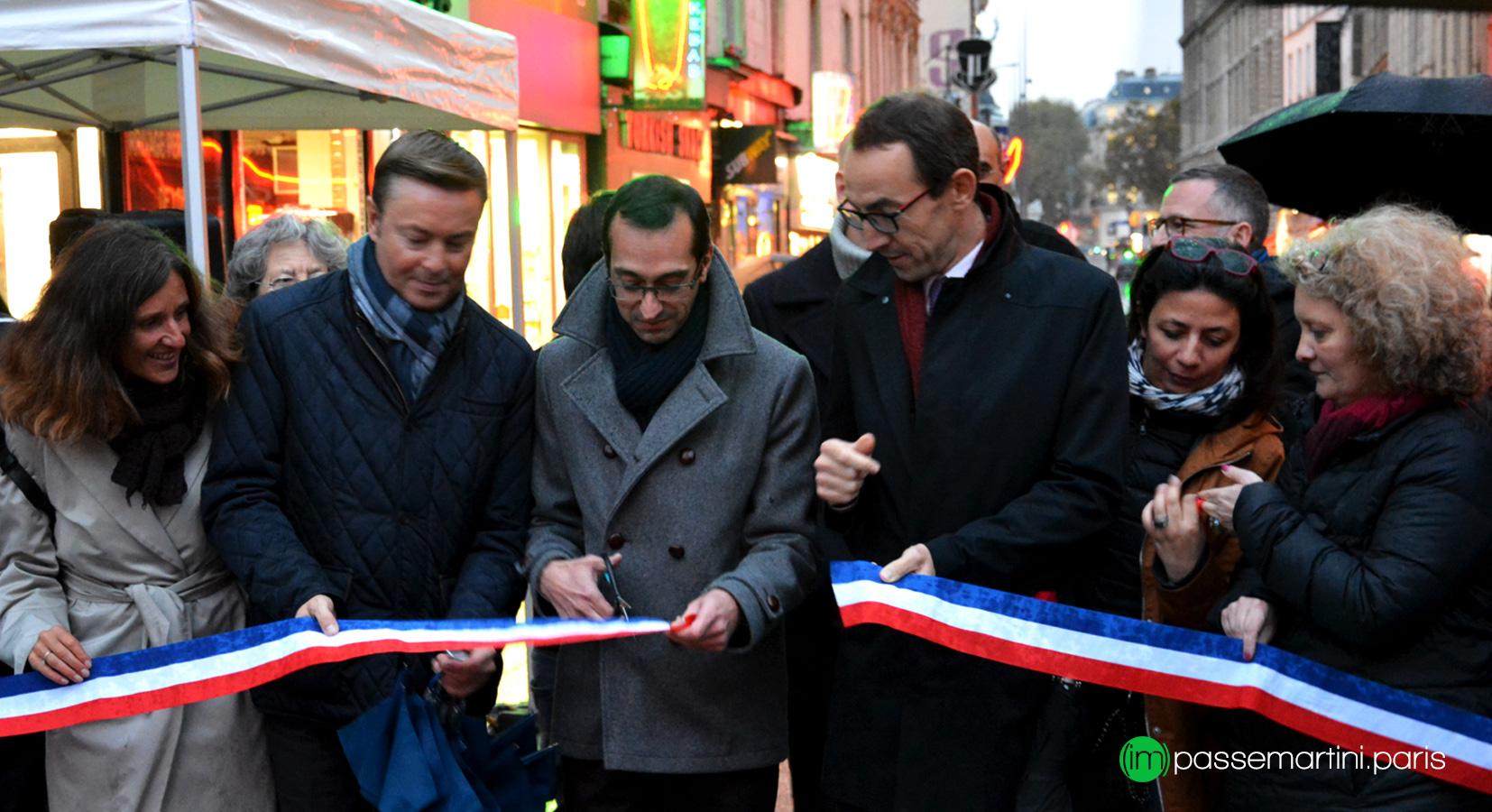 Rémi Féraud et François Vauglin