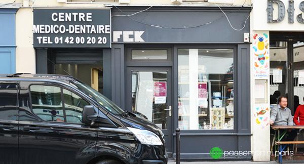 Boutique éphémère ÉCO-SOLIDAIRE-RESPONSABLE au 12 rue du faubourg St Martin 75010 Paris