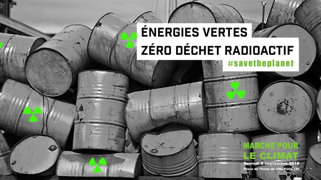 Energie verte zéro déchet radioactif #savetheplanet