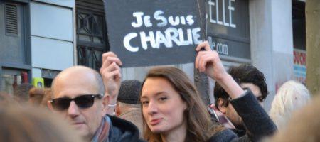 """""""je suis Charlie""""  PEOPLE"""