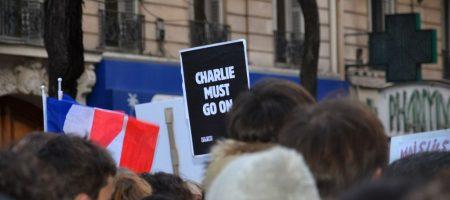 """la marche """"je suis charlie"""" vue ipar impassemartini.com"""