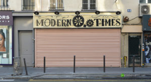 2015 Modern Time