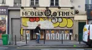 Moderne Rimes