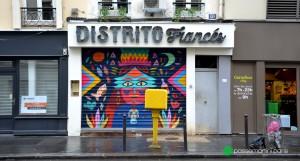 10 rue du fbg ST Martin, 75010 Paris
