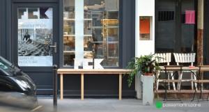 FCK 10 rue du faubourg ST Martin-75010 Paris