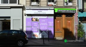 13 rue du faubourg st Martin 75010 Paris