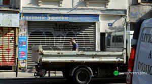 14 rue du faubourg ST Martin, 75010 Paris