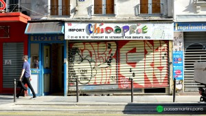 16 rue du fbg ST Martin, 75010 Parisfbg ST Martin, 75010 Paris
