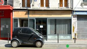 16 rue du faubourg ST Martin, 75010 Paris