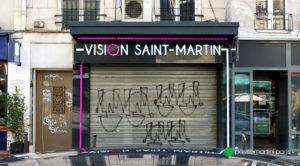 20 rue du fbg ST Martin, 75010 Paris