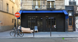 25 rue du Fbg St Martin, 75010 Paris