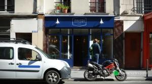 24 rue du faubourg saint Martin, 75010 Paris