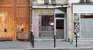 36 rue du faubourg st Martin