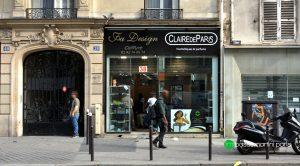 38 rue du faubourg st Martin