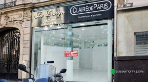 38 rue du faubourg st Martin 75010 Paris