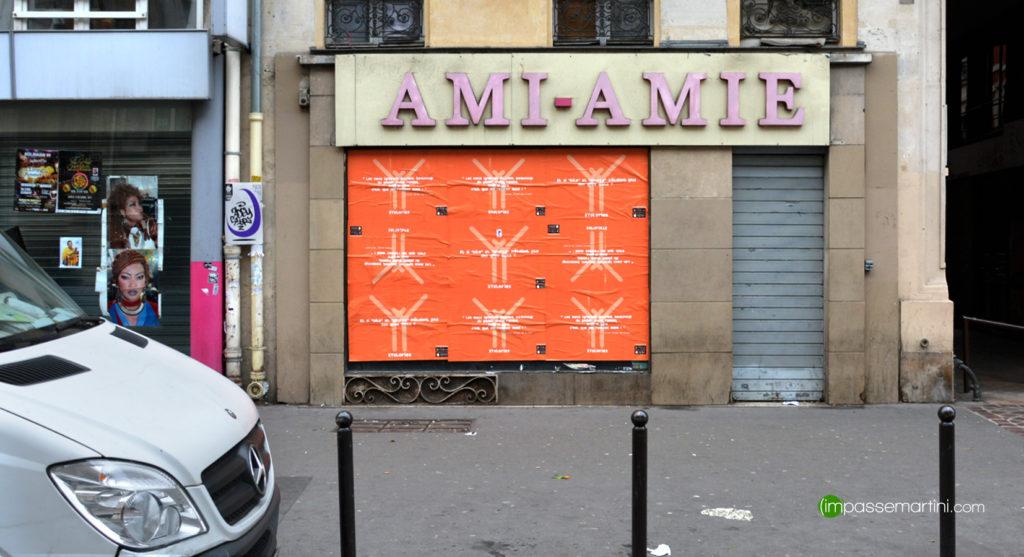 62 rue du fbg St Martin Paris 75010