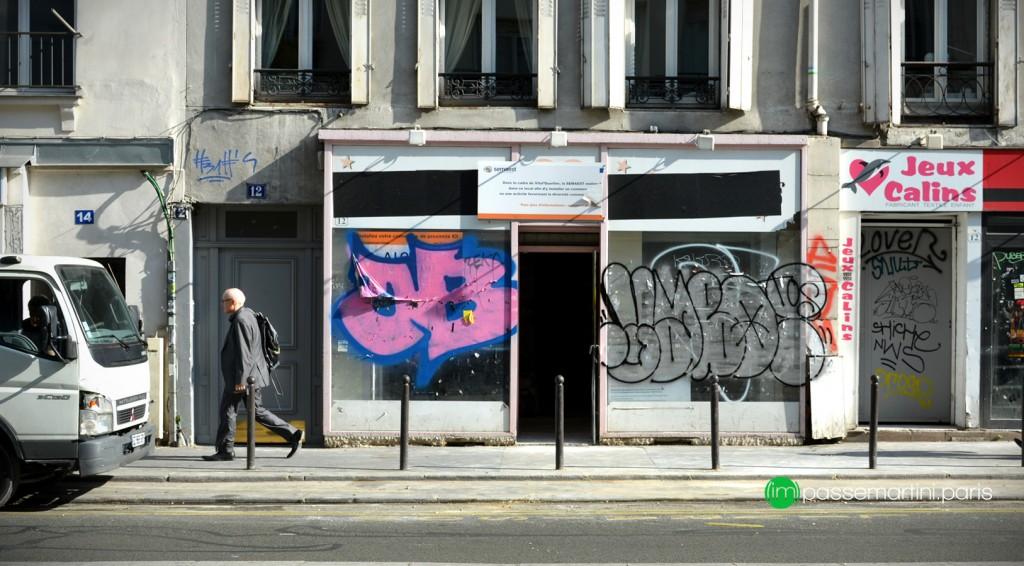 12 rue du faubourg saint Martin, 75010 Paris