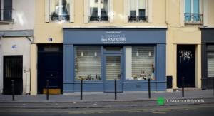 12 rue du faubourg ST Martin, 75010 Paris