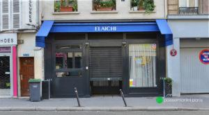 7 rue du fbg St Martin 75010 Paris