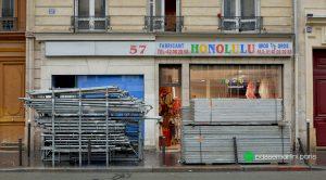 57 rue du faubourg st Martin