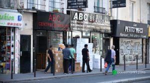 Faubourg st Martin 75010 Paris