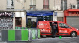 22 rue du faubourg saint Martin, 75010 Paris