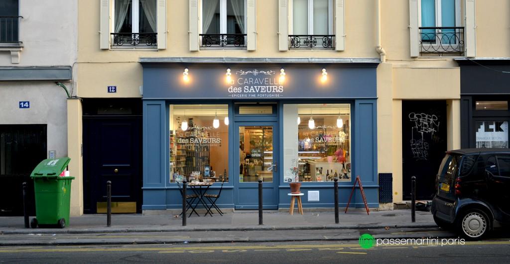 12 rue du faubourg saint Martin, 75