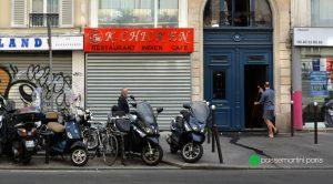 64  rue du faubourg st Martin 75010 Paris