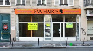 33 rue du faubourg st Martin 75 010 Paris