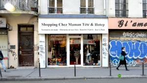 37 rue du faubourg saint Martin