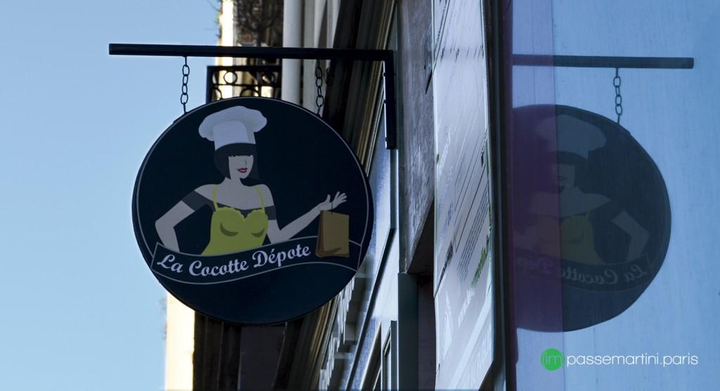 Shop impasse Martini LA COCOTTE DEPOTE