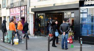 4 rue du fbg ST Martin, 75010 Paris
