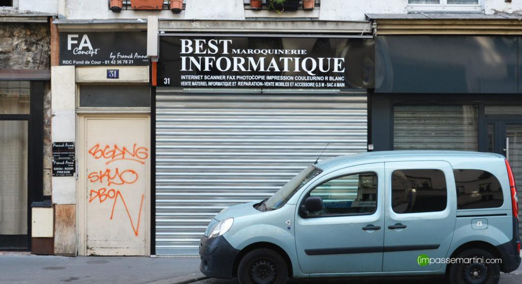 Best Maroquineire Informatique