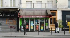 52 rue du faubourg saint Martin, 75010 Paris