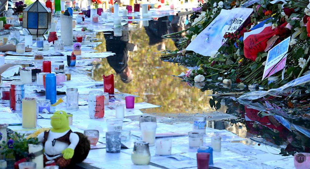 Place de la République le 23 11 2015