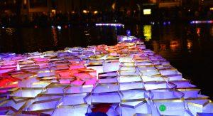 Canal saint Martin, Dimanche 13 novembre 2016