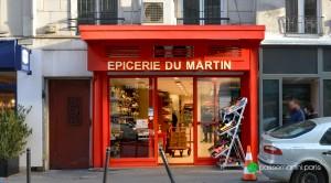 epicerie du Martin