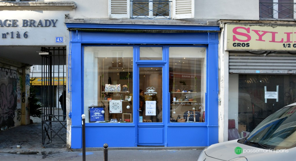 43 rue du Faubourg St Martin 75010 Paris