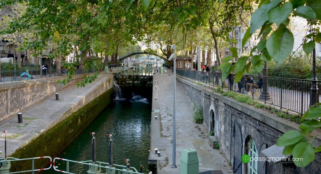 Canal ST Martin, UN APRÈS MIDI D'AUTOMNE