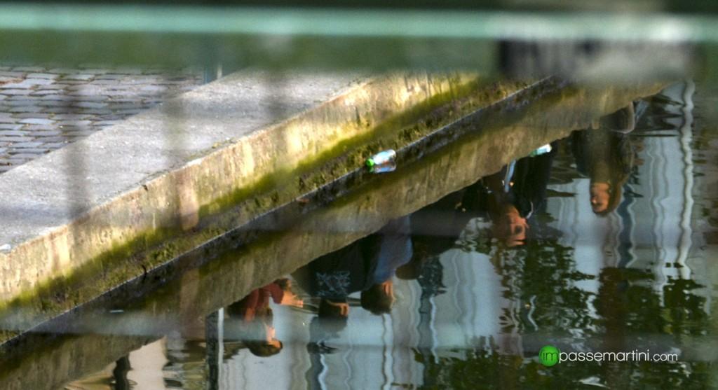 Canal ST Martin un après midi d'automne