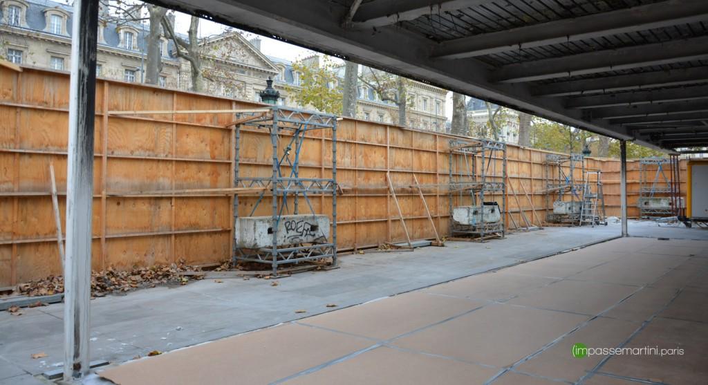 Scoop visite du chantier Fluctuat Nec Mergitur