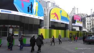 La canopée de Paris 2012