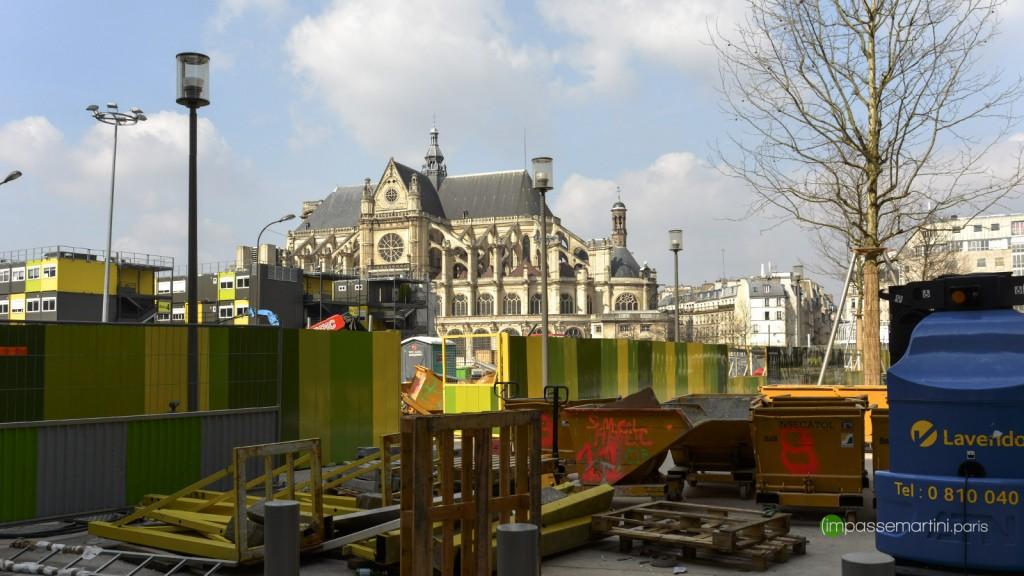 AMBIANCE LA CANOPÉE DE PARIS