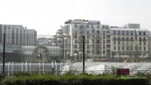 La canopée de Paris 2011