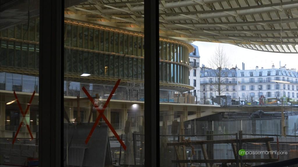 LA CANOPÉE DE PARIS 2015