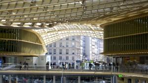 LA CANOPÉE DE PARIS 2016