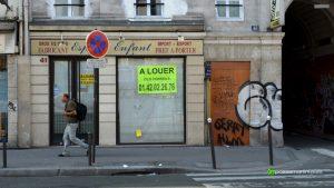 83 rue du faubourg saint Martin, 75010 Paris