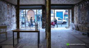 33 rue du faubourg st Martin Paris